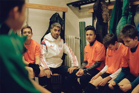 Bild des Trainers, Foto von Quirin Leppert