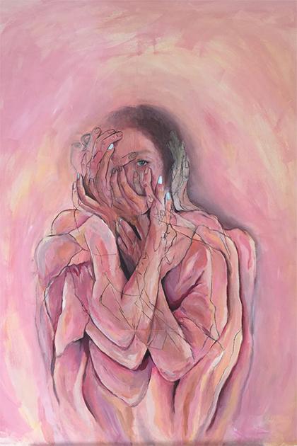 Kunstwerk von Razan Sabbagh (2017)