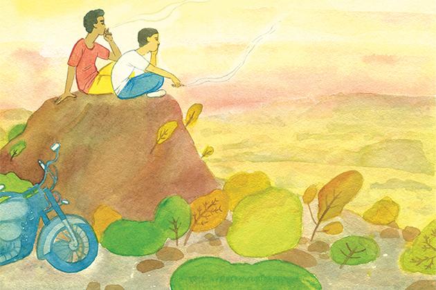 Illustration: Patu