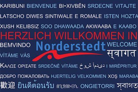 Foto: Willkommen Team Norderstedt