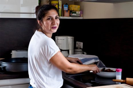 Wir kochen von Leyla Yenirce mit Bahar