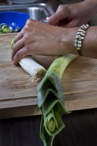 Wir kochen von Leyla Yenirce mit Bahar. Foto: Gine Seitz