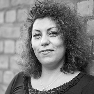 Rasha Habbal. Foto: Almut Elhardt
