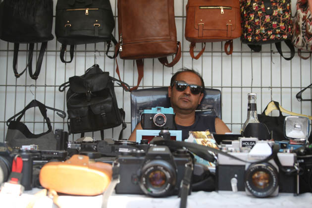 Flowmarkt. Foto: Muntaha Khodeda
