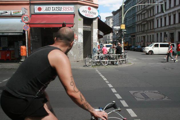 Kreuzberg Corner. Foto: Vasiliki Nakou