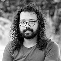 Omar Al-Jaffal. Foto: Prithu Sanya
