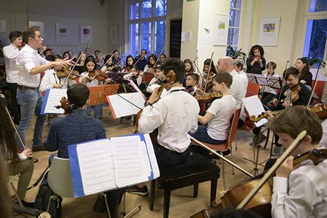 Mitmachmusik. Foto: Peter Theis