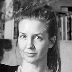 Die Autorin Svenja Leiber. Foto: privat