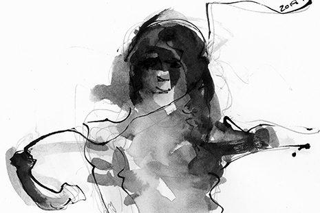 """Aus dem Buch """"Das ist meine Geschichte"""". Illustration: Huda Takriti"""