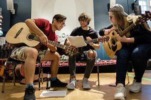 Projekt Open Music School