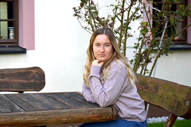 Portrait von Viktoria Shostko für Meet your Neigbours. Foto: Privat