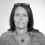 Porträt von Uta Rüchel. Foto: Juliette Moarbes